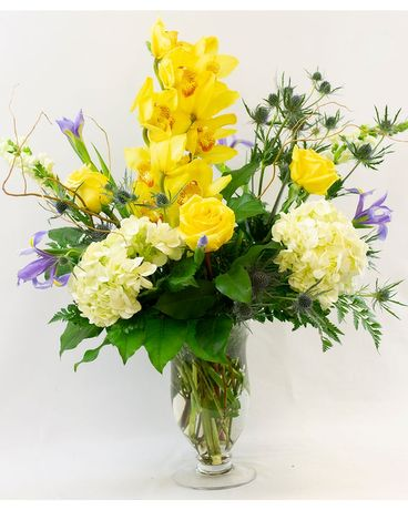 Spring Symphony Flower Arrangement