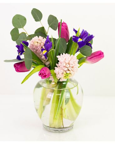 Dutch Treat Flower Arrangement