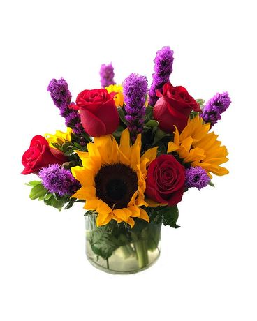 FALLing For You Flower Arrangement