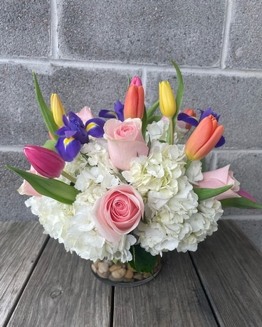 Tulips, Wow! Flower Arrangement