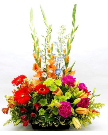Super Flower Garden Flower Arrangement