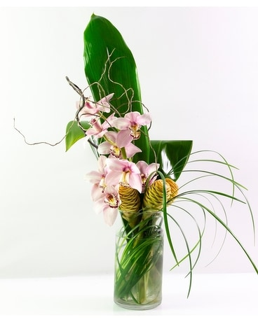 Tropical Grace Flower Arrangement
