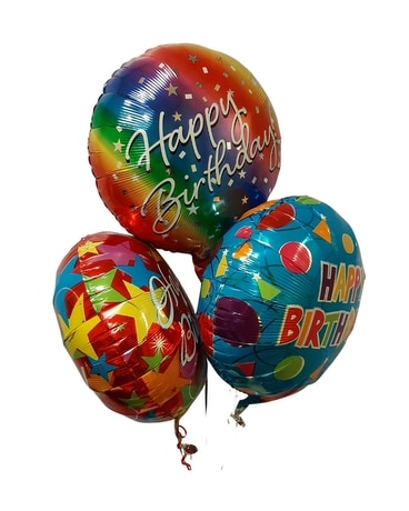 Birthday Balloon Bouquet Gifts