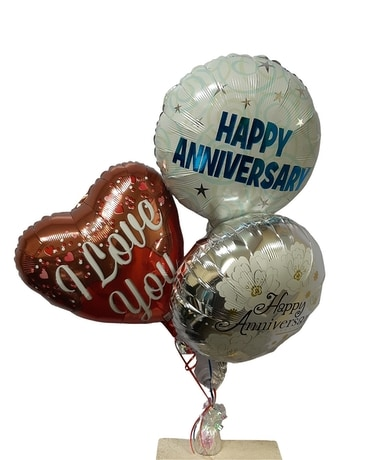 Anniversary Balloon Bouquet Gifts