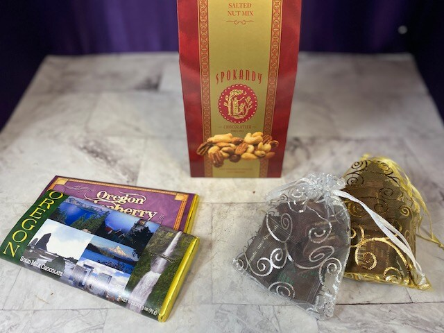 Spokandy Nuts and Chocolates (Washington)