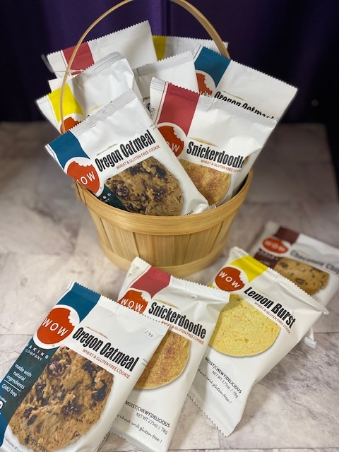 WOW Cookies-  gluten free (Washington)