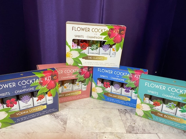 Floral Elixir Flower Cocktail Kit (Ohio)