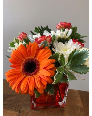 Beaver Believer Flower Arrangement