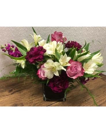 Everlasting Love Flower Arrangement