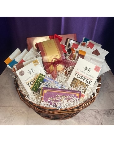 Pacific Northwest Ultimate Treat Basket Gift Basket