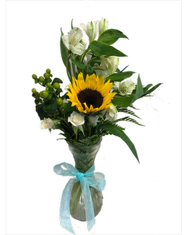Sunny Day Flower Arrangement