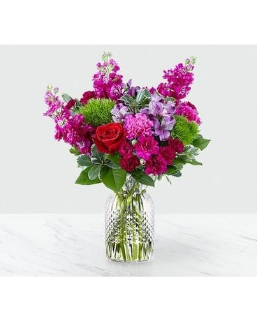 Falling for You™ Bouquet Flower Arrangement