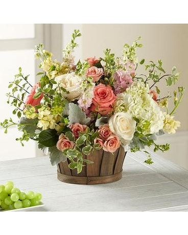 The Bountiful Garden™ Bouquet Flower Arrangement