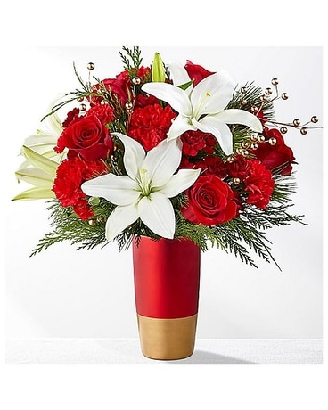 Holiday Celebrations Bouquet Flower Arrangement