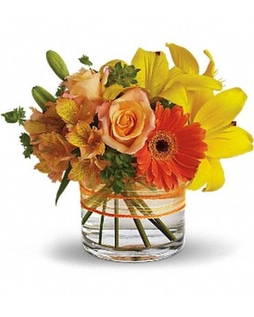 Sunny Siesta Flower Arrangement