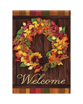 Flag - 13 Fall Wreath Gifts