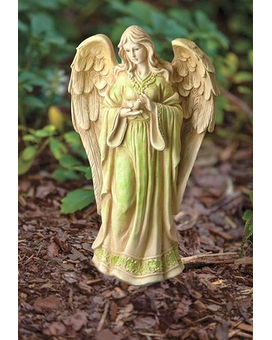 Angel - 10 Green Standing Gifts