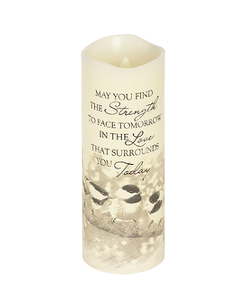 Candle - Pillar 4 Strength Gifts