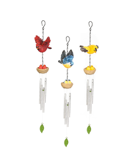Wind Chime - Bird and Nest Gifts
