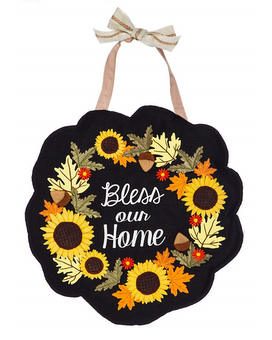 Door Decor - Bless Our Home Gifts