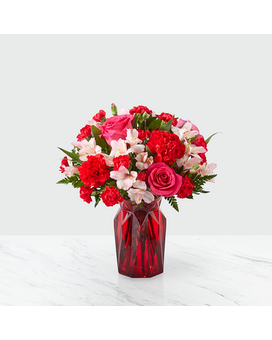 FTD Adore You Bouquet Flower Arrangement