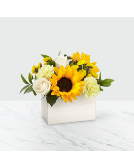 FTD Sweet as Lemonade Bouquet Flower Arrangement