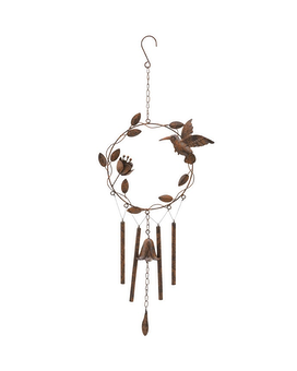 Hummingbird Metal Chime Gifts