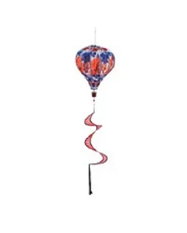 Balloon Spinner - 2 Patriotic Floral Gifts