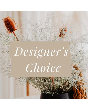Designer's Choice Fresh Fall Arrangement