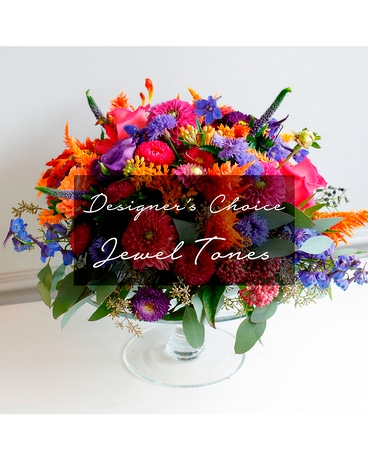 Designer's Choice Jewel Tones