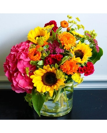 Vibrance Flower Arrangement