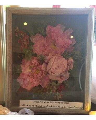 Preserve Precious Petals In Allentown Pa Phoebe Floral Shop