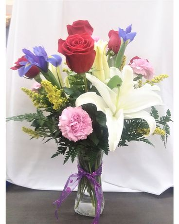 Your're Amazing Bouquet Flower Arrangement