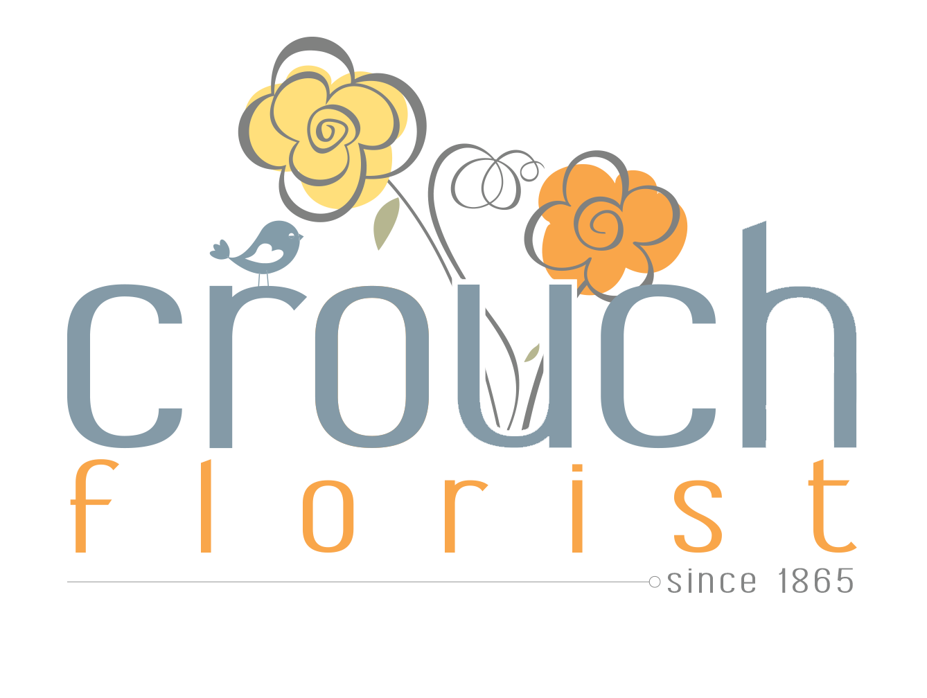 Logo of Crouch Florist in Knoxville