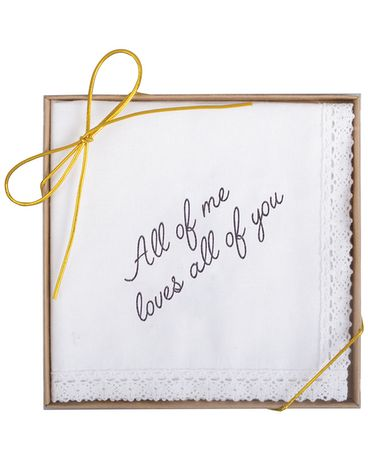 All of Me Boxed Handkerchief Gifts