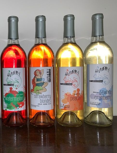 Add a bottle of Willow Creek Wine (Light) to your order!