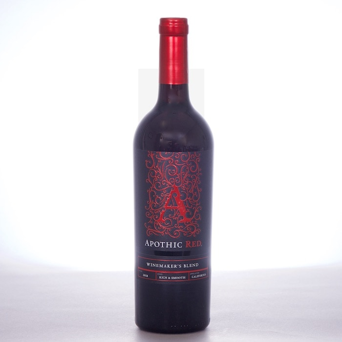 Apothic Red Wine Winemaker's Blend California