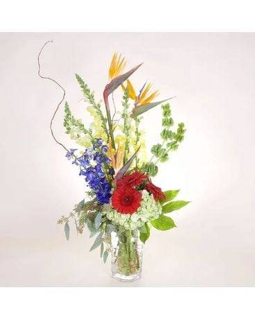 McShan Irina Bouquet Flower Arrangement