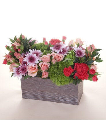 FTD Simple Charm Bouquet Flower Arrangement