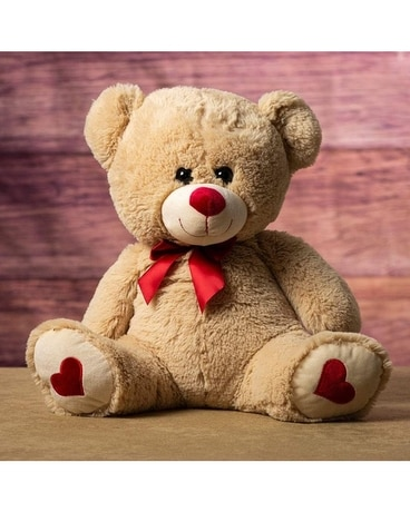 Fluffy Valentine Bear Gifts