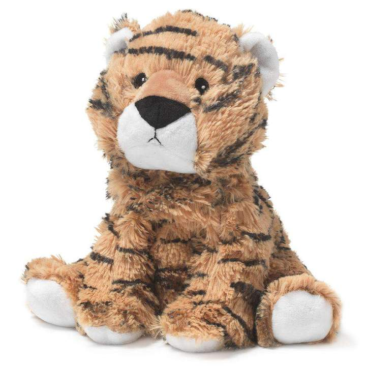 Tiger Warmies - Soothes, warms & Comforts; scented with real french lavender