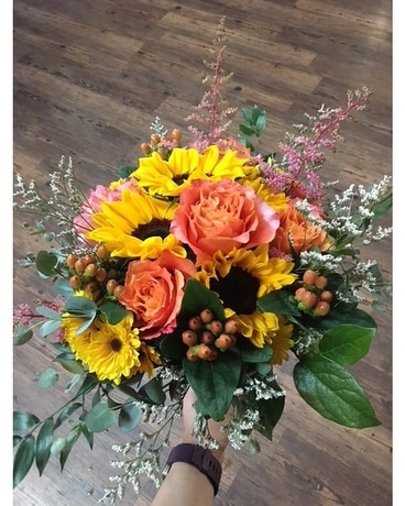 Belle Flower Arrangement