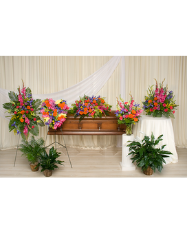 6BRI Suite Flower Arrangement