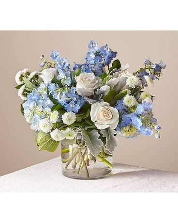 The Clear Skies Bouquet Flower Arrangement