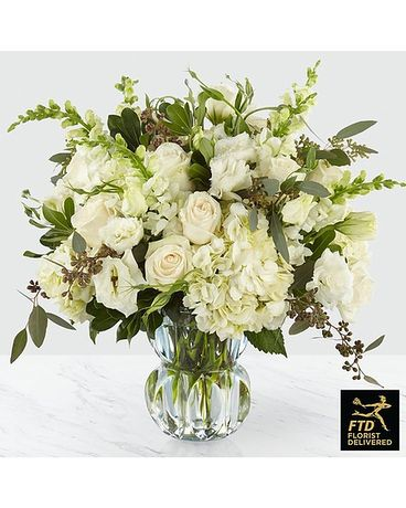 Pure Luxury Bouquet Flower Arrangement
