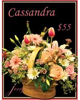 Cassandra Flower Arrangement