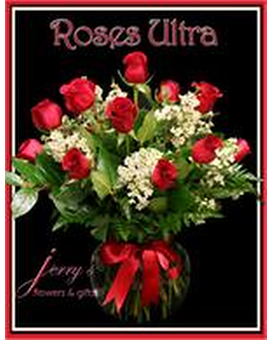 Roses Ultra Flower Arrangement