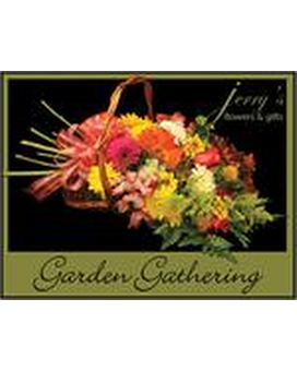 Garden Gathering Flower Arrangement