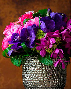 The Jewel Box Flower Arrangement