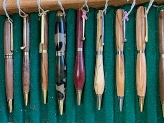Hand Crafted Pens